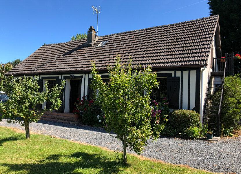 Maison à vendre 102m2 à Gonneville-sur-Mer