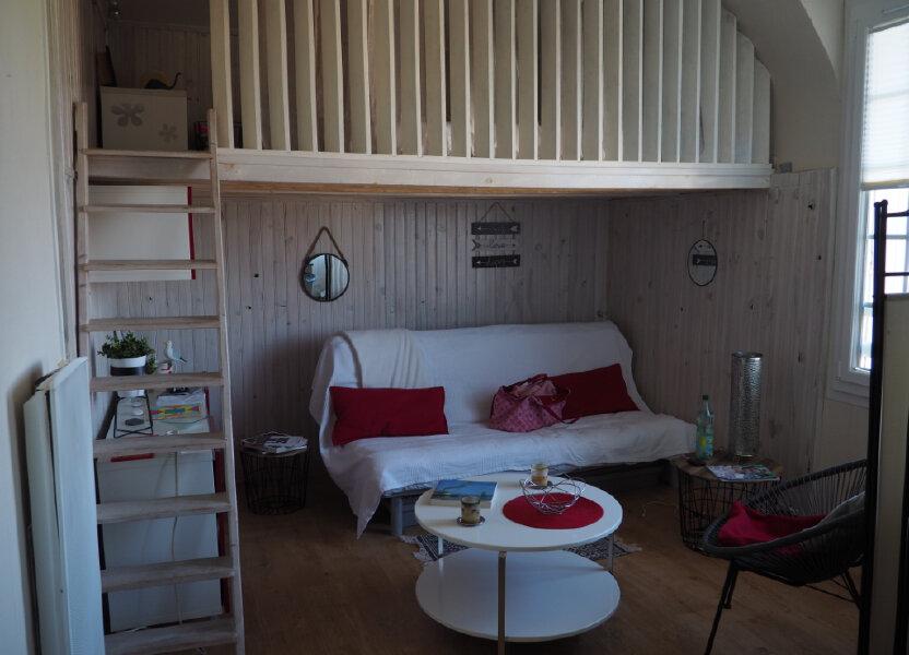 Appartement à vendre 21.42m2 à Villers-sur-Mer