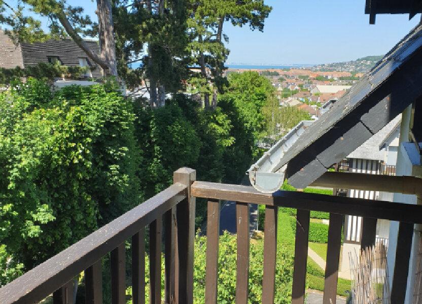 Appartement à vendre 25m2 à Villers-sur-Mer