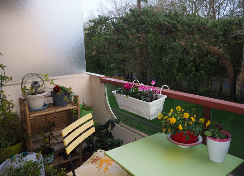 Appartement à vendre 31.38m2 à Villers-sur-Mer