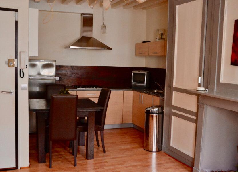 Appartement à louer 48m2 à Honfleur