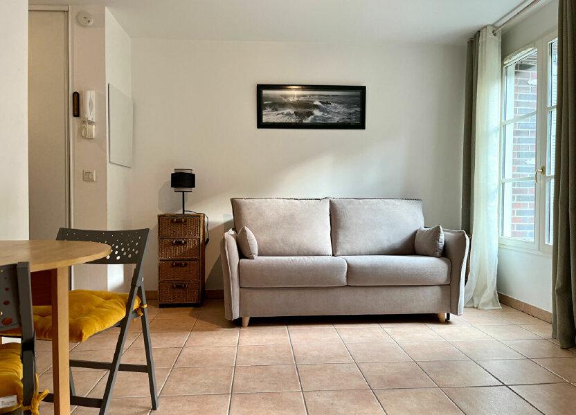 Appartement à louer 22m2 à Honfleur