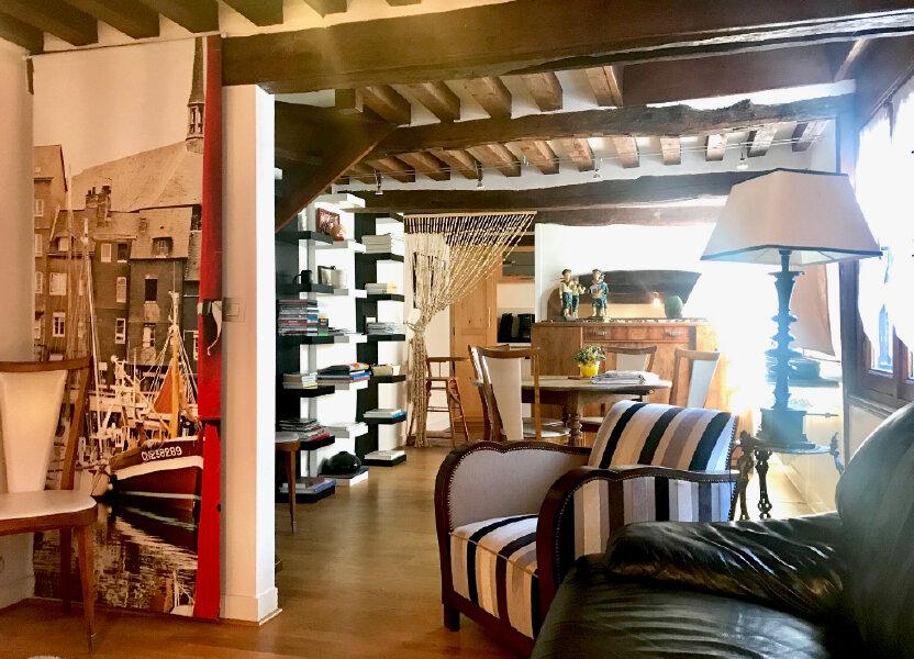 Appartement à louer 59.4m2 à Honfleur