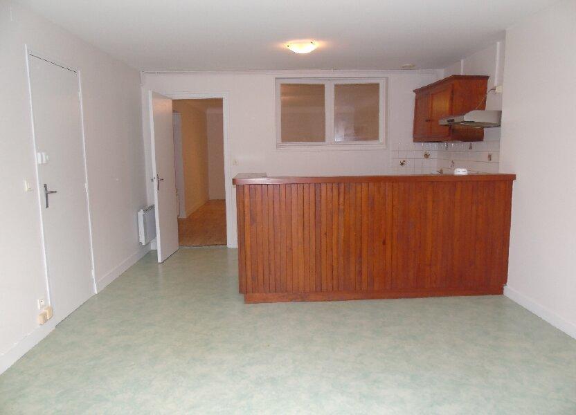 Appartement à louer 56.49m2 à Hasparren
