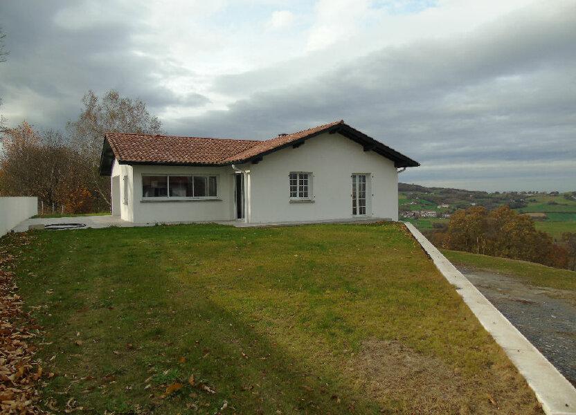 Maison à louer 140.52m2 à Mendionde