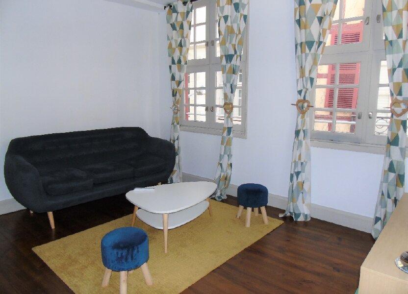 Appartement à louer 35.71m2 à Bayonne