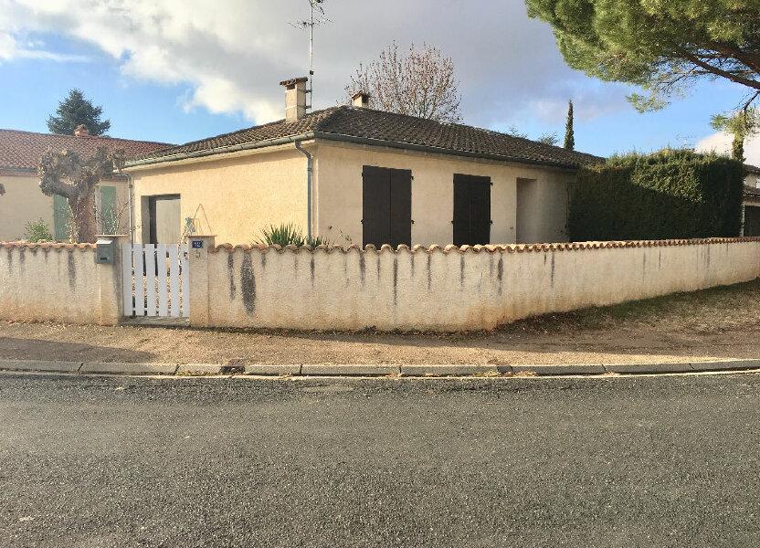 Maison à louer 90m2 à Marssac-sur-Tarn