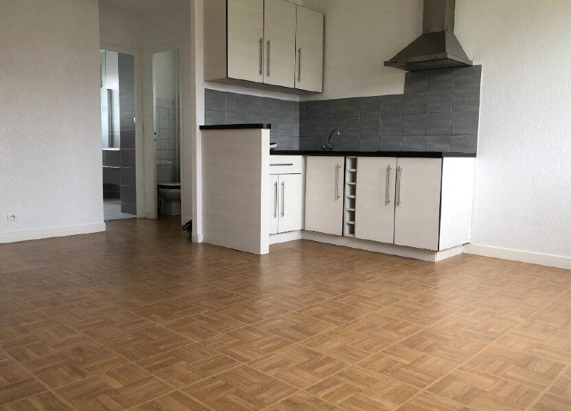 Appartement à louer 41.47m2 à Le Relecq-Kerhuon