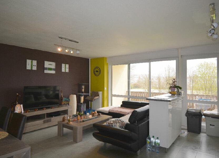 Appartement à louer 77.23m2 à Brest