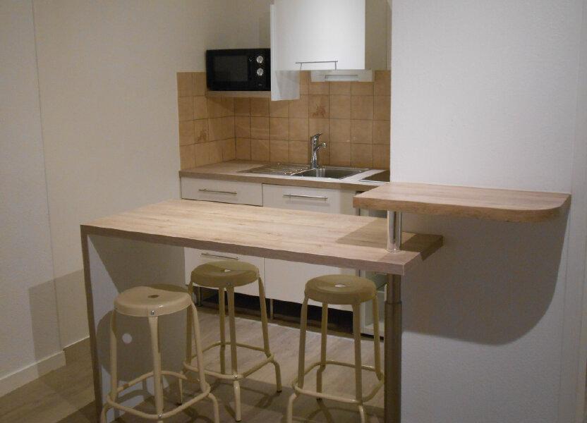 Appartement à louer 20m2 à Brest