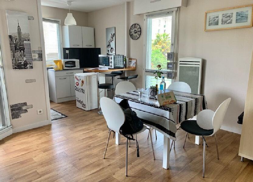 Appartement à louer 37.8m2 à Brest
