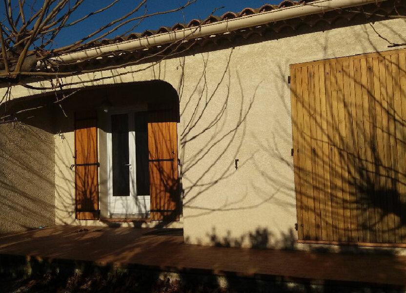 Maison à louer 95.47m2 à Saint-Martin-de-Crau