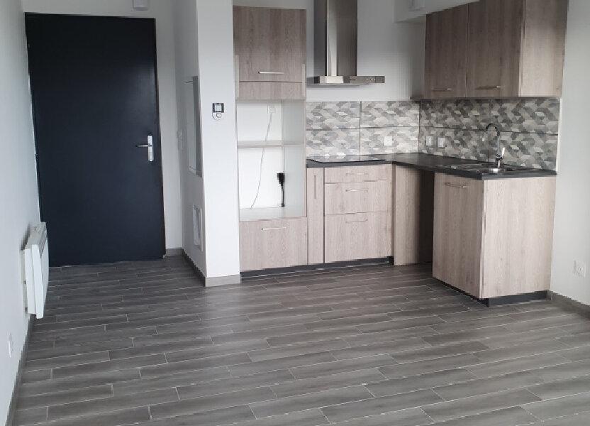 Appartement à louer 36.46m2 à Istres