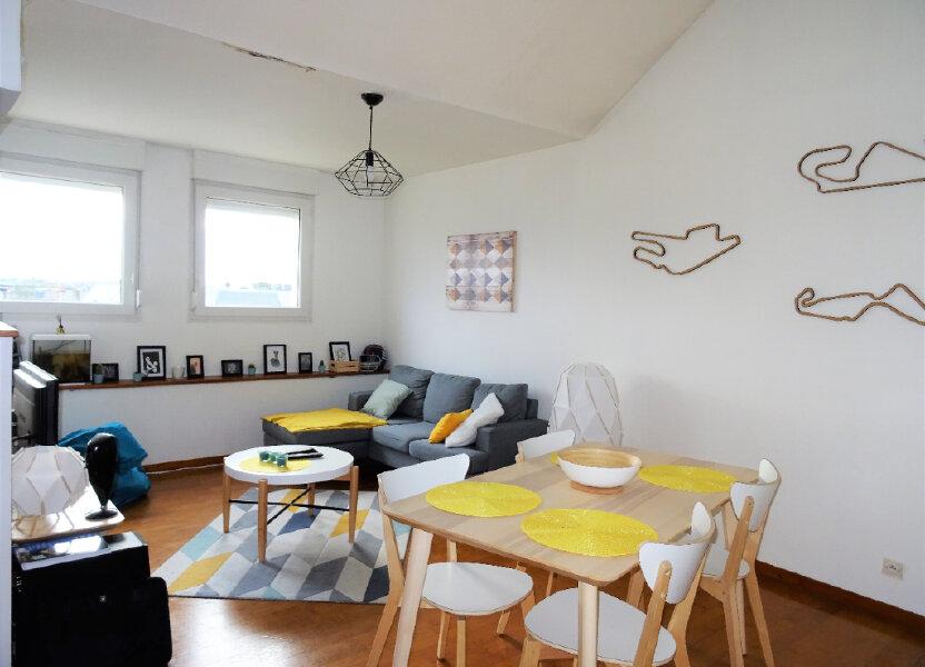 Appartement à louer 56.5m2 à Alençon