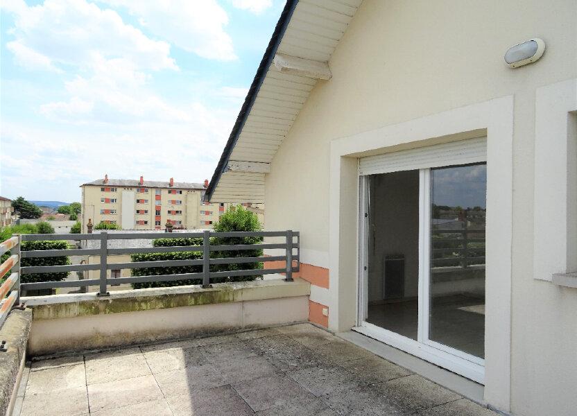 Appartement à louer 34m2 à Alençon