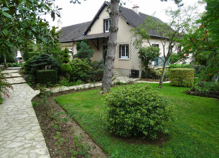 Maison à vendre 212m2 à Condé-sur-Huisne
