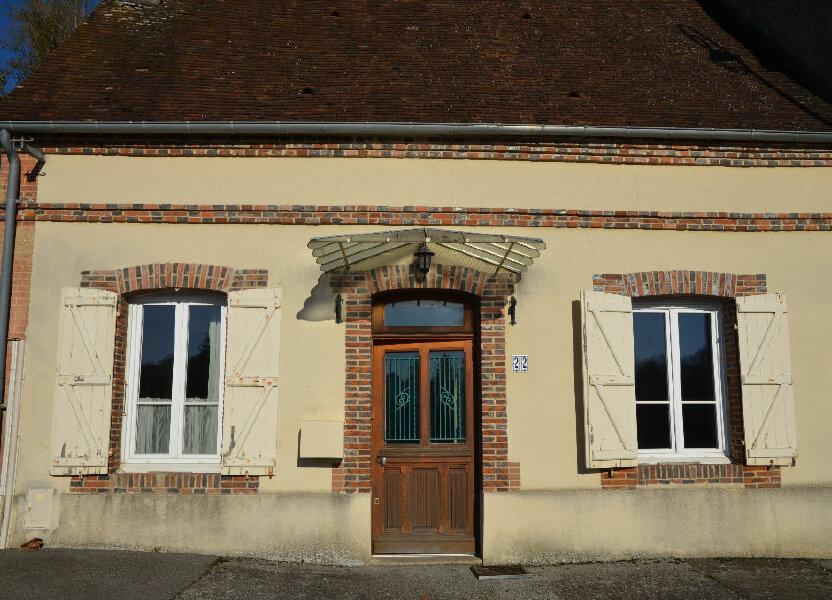 Maison à vendre 105m2 à Longny-au-Perche