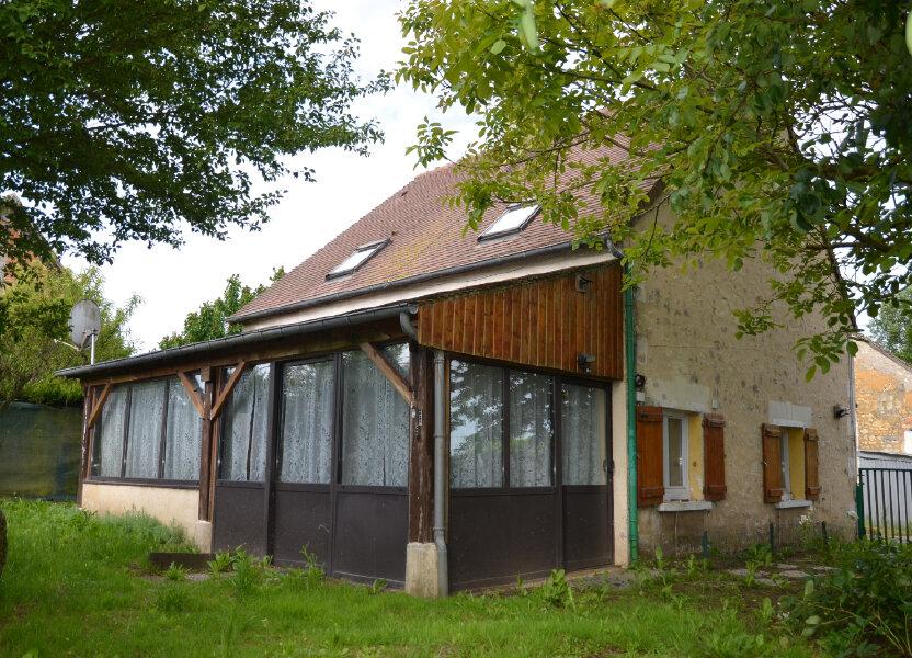 Maison à vendre 100m2 à Mauves-sur-Huisne