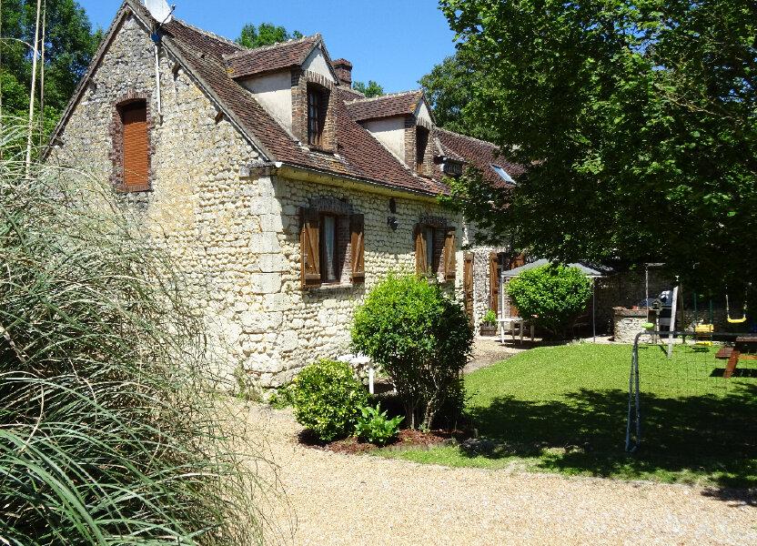 Maison à vendre 125m2 à Nogent-le-Rotrou