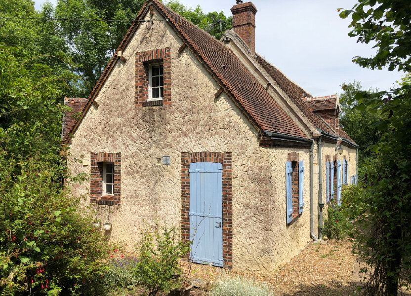 Maison à vendre 115m2 à Nogent-le-Rotrou