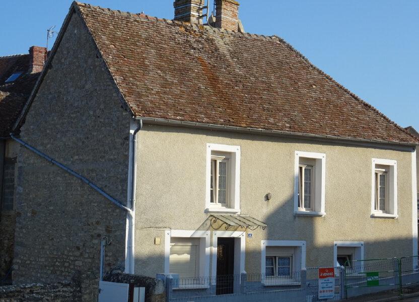 Maison à vendre 80m2 à Rouessé-Fontaine
