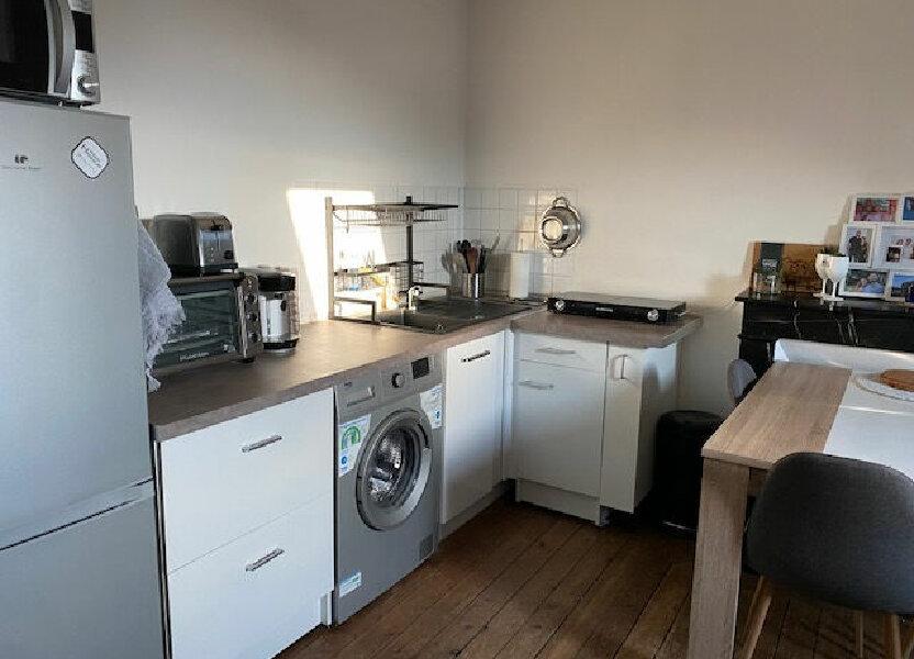 Appartement à louer 31.5m2 à Mortagne-au-Perche