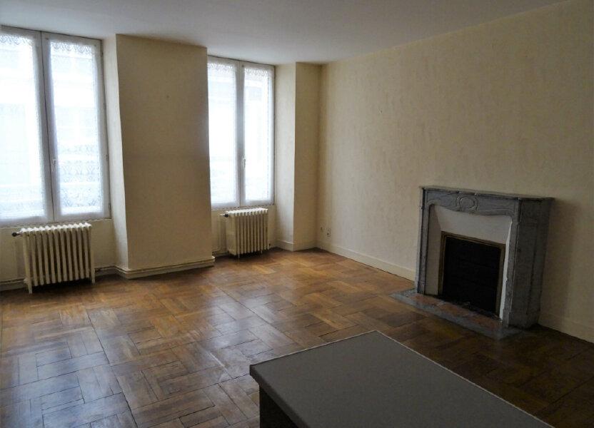 Appartement à louer 43m2 à Nogent-le-Rotrou