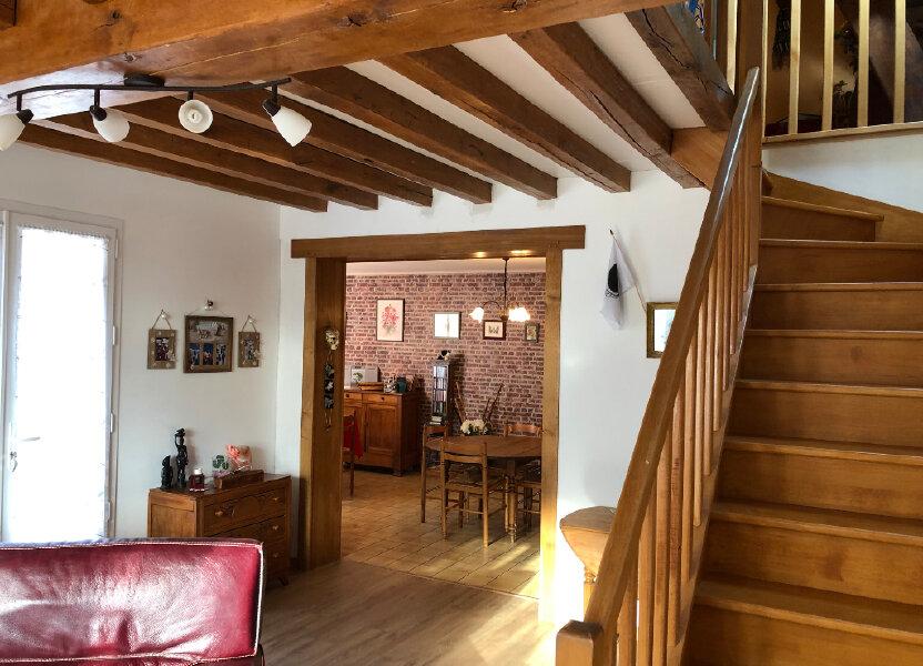 Maison à vendre 135m2 à Nogent-le-Rotrou