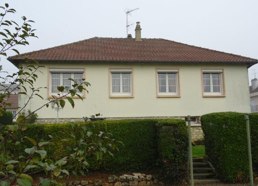 Maison à vendre 90m2 à Alençon