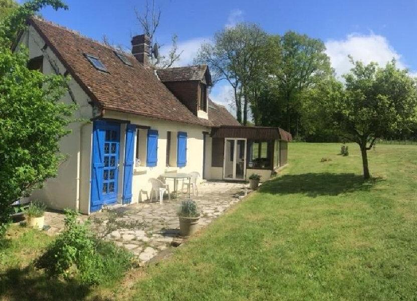 Maison à vendre 95m2 à La Fresnaye-sur-Chédouet