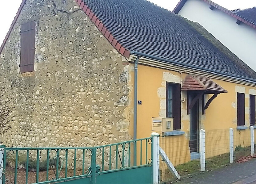 Maison à louer 65.5m2 à Le Theil