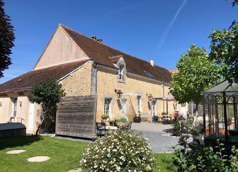 Maison à vendre 250m2 à Champrond-en-Perchet