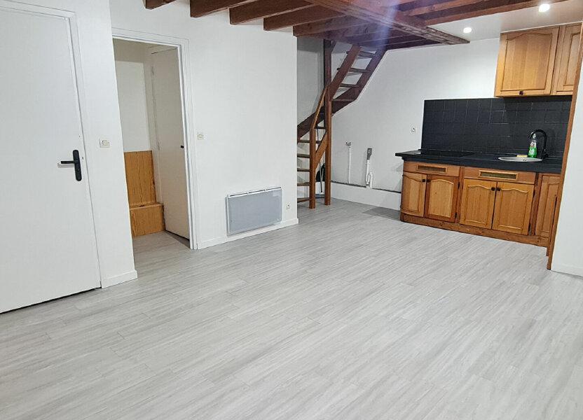 Appartement à louer 51.56m2 à Tourcoing