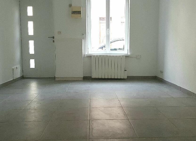 Maison à louer 52.44m2 à Tourcoing