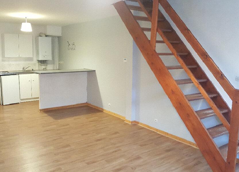 Appartement à louer 56.3m2 à Faches-Thumesnil