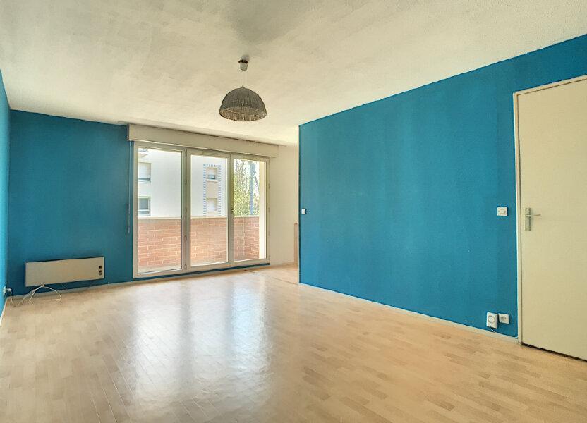 Appartement à louer 46.04m2 à Lille
