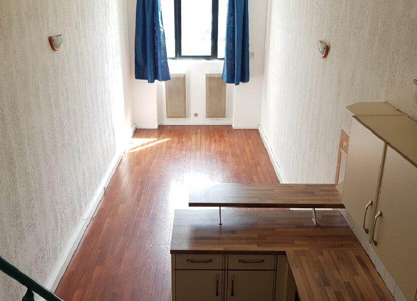 Appartement à louer 35m2 à Tourcoing
