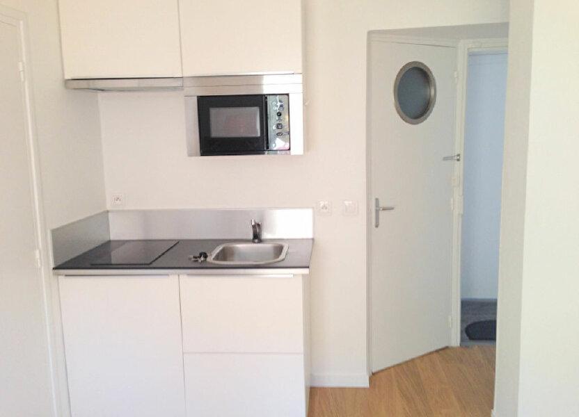 Appartement à louer 21.78m2 à Lille