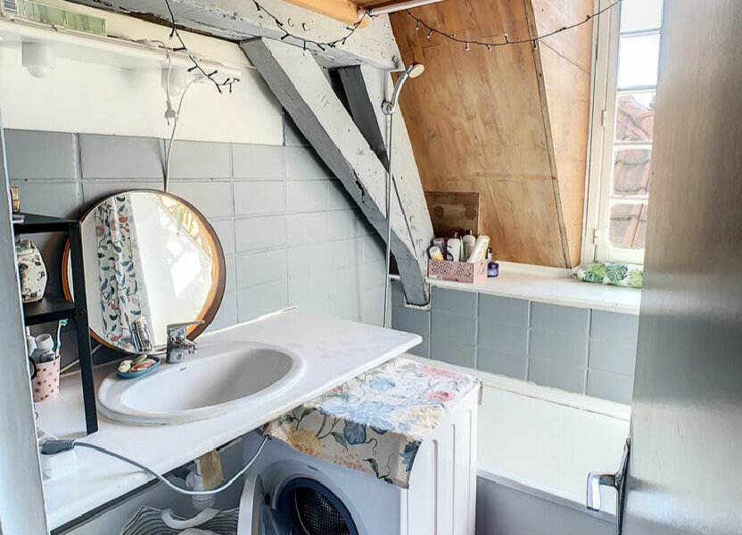 Appartement à louer 42.35m2 à Lille