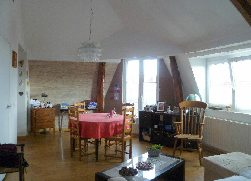 Appartement à louer 58m2 à Tourcoing
