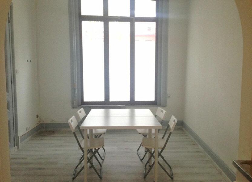 Appartement à louer 51.99m2 à Lille