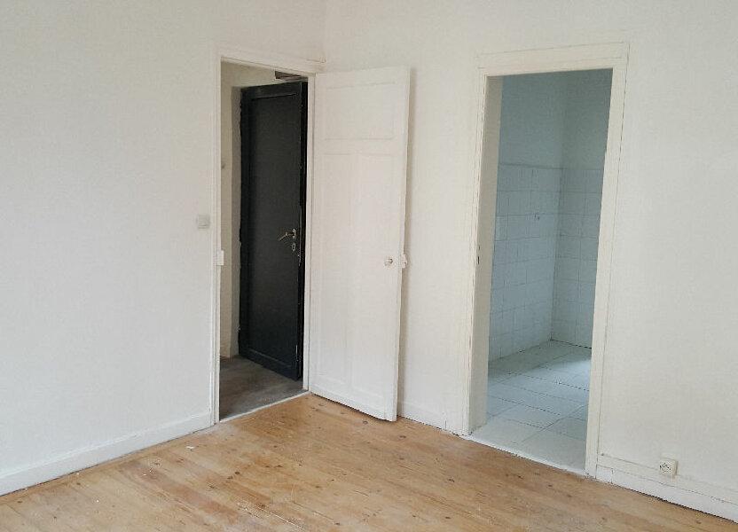 Appartement à louer 48.31m2 à Lille