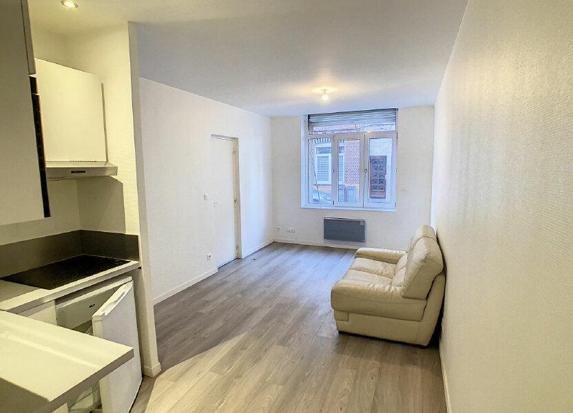 Appartement à louer 31.12m2 à Lille