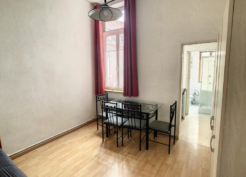 Appartement à louer 23.62m2 à Lille