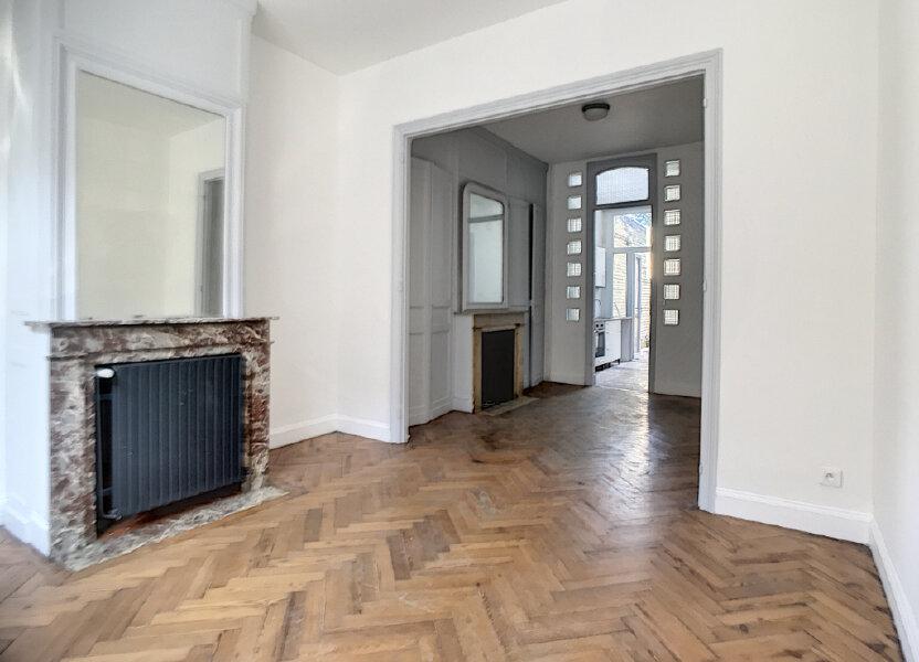 Appartement à louer 52m2 à Lille