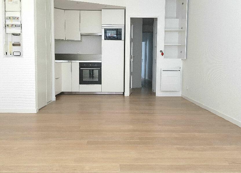 Appartement à louer 58m2 à Faches-Thumesnil