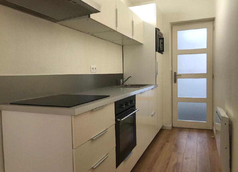 Appartement à louer 55m2 à Faches-Thumesnil