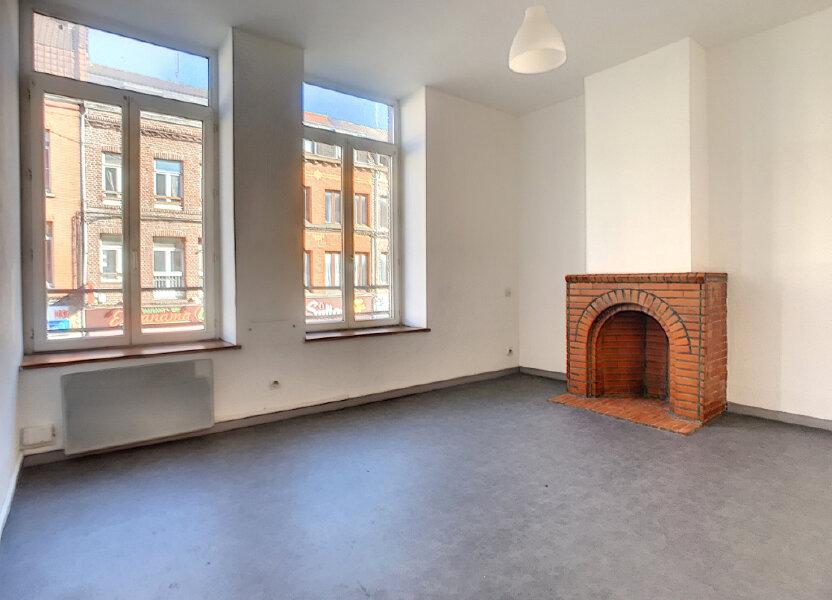 Appartement à louer 53.36m2 à Lille