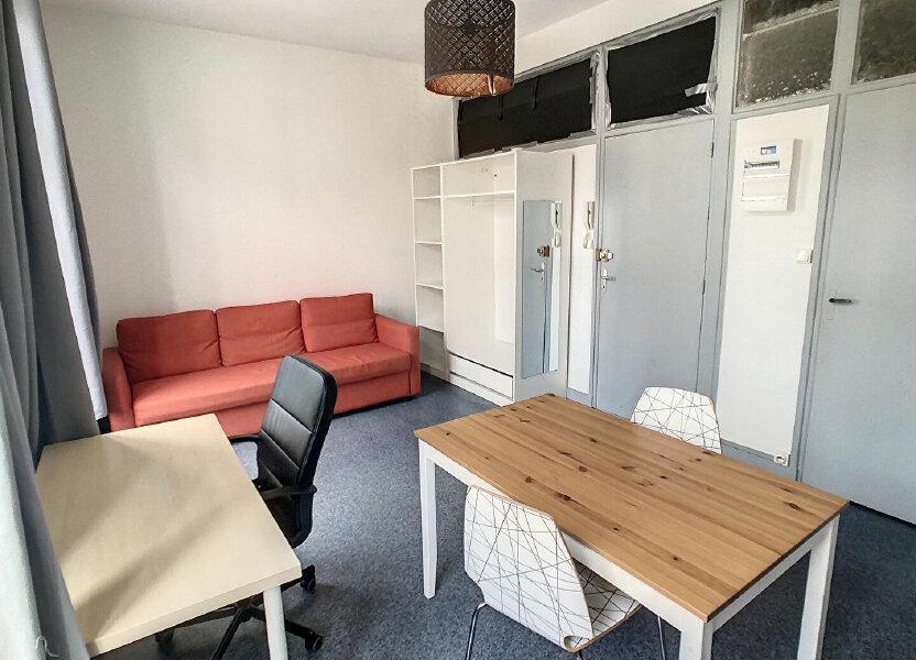 Appartement à louer 22.5m2 à Lille
