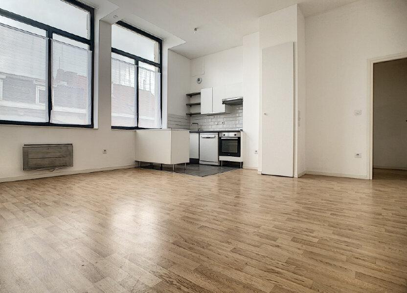 Appartement à vendre 60m2 à Tourcoing